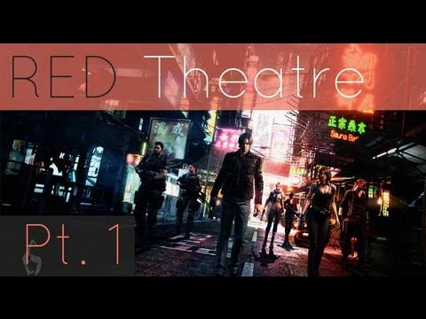 RED Theatre - Resident Evil 6