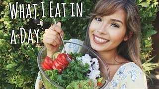 What I Eat in a Day (Healthy + Vegan)   ItsMandarin