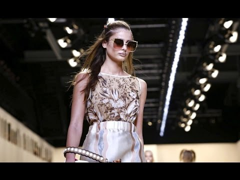Fendi | Spring Summer 2017 Full Fashion Show | Exclusive