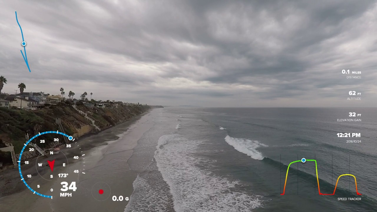You Can Now Add GPS Data to Your GoPro Footage | Outside Online