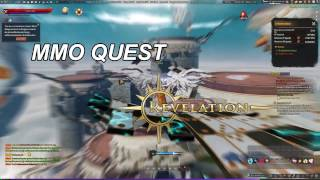 MMO Quest 2017 Game 1 - Revelation Online (Gunslinger Gameplay)