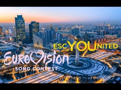 Kazak Vinnare Eurovision 2019