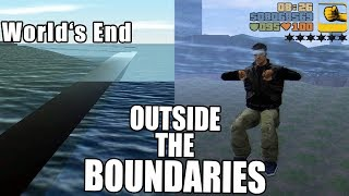 OUT OF BOUNDS Secrets | Grand Theft Auto 3