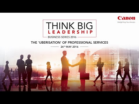 Think Big Leadership Business Series: The
