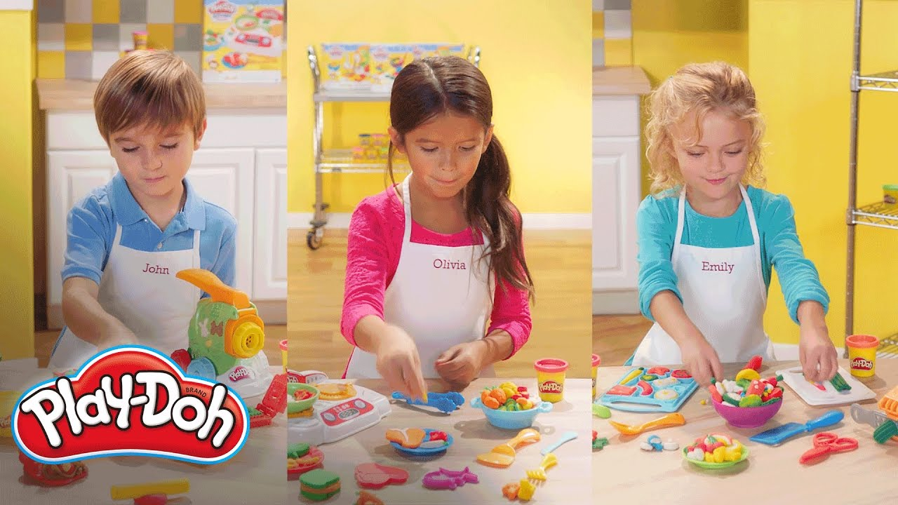 Play-Doh Kitchen Creations | Official T.V. Spot - YouTube