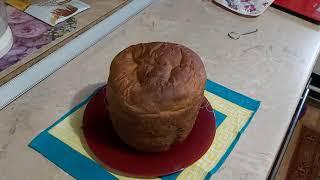 Вкусный и румяный Молочный хлеб в хлебопечке