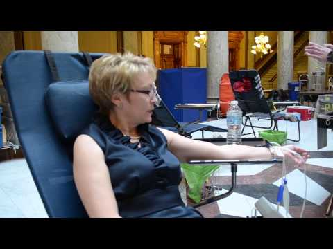 Indiana General Assembly Blood Drive Competition