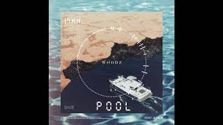 Cover images Woodz  - Pool Feat. Sumin [10D AUDIO]