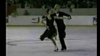 Jayne Torvill and Christopher Dean - Flashdance