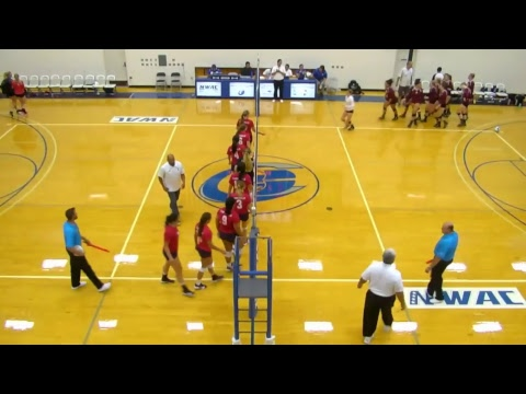 SPSCC Volleyball Tournament: Skagit Valley vs. Yakima Valley