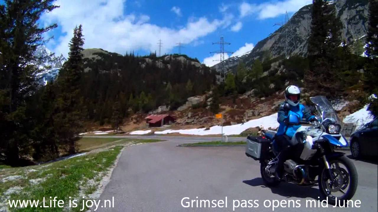 Vosges, Swiss Alps and Black forest on BMW R1200GS ...
