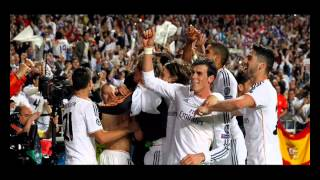 RedOne feat Real Madrid  Hala Madrid y Nada Mas   by dsb spain