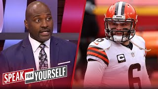 I don't trust Baker Mayfield as the driving force behind Browns — Wiley | NFL | SPEAK FOR YOURSELF
