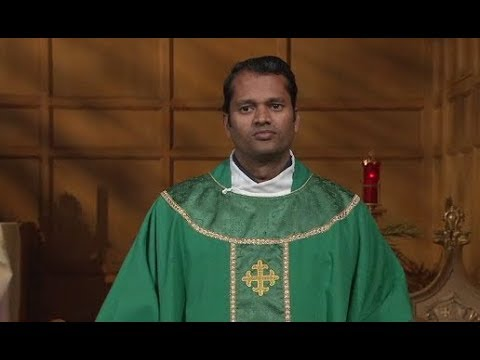 Catholic Mass Today   Daily TV Mass (Friday October 25 2019)