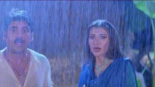 Nagarjuna,Sakshi Sivanand Romantic Scene    Sitaramaraju Movie    Harikrishna,Nagarju