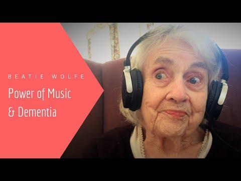 Power of Music & Dementia - Beatie Wolfe & The Utley Foundation