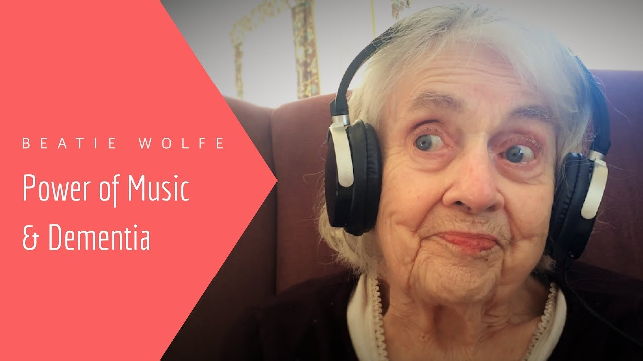 Power Of Music Dementia Beatie Wolfe The Utley Foundation Youtube