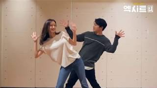 YOONA 윤아   Jungsuk and Yoona released a thank you video