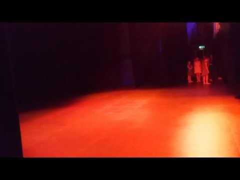 Tanwood contemporary piece, Wyvern Theatre,  08/02/17  Choreography Olivia Wicks