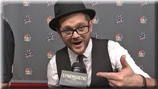 Josh Kaufman | Running Laps w/ Usher | The Voice S6 Top 12