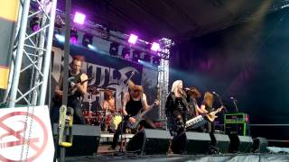 "BATTLE BEAST   ""Touch in the Night"" Live at JCR 2015 4K 2160p"