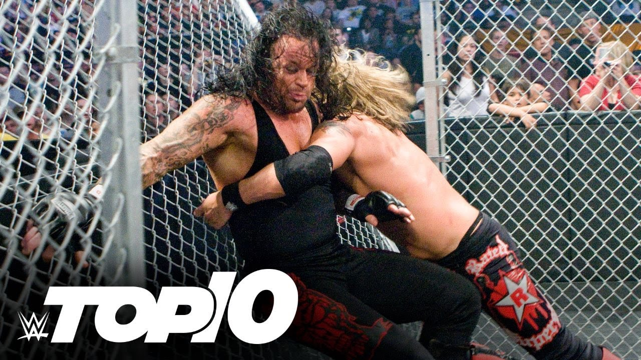 Edge's most devastating Spears: WWE Top 10, March 10, 2021