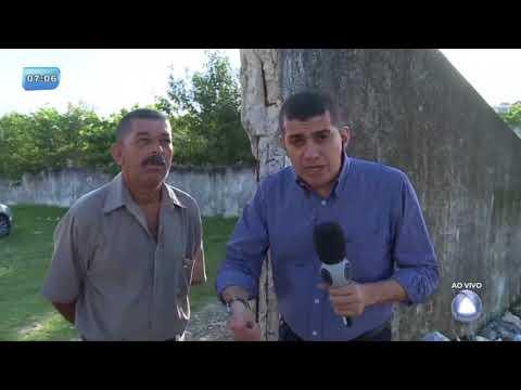 Escola Municipal Dom Jose Vicente Tavora continua abandonada  - BGM