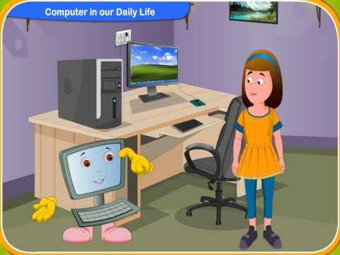Password 2: Chapter 3- Computer in Our Daily Life