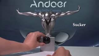 Andoer G1 PortableFull HD Pocket Camera