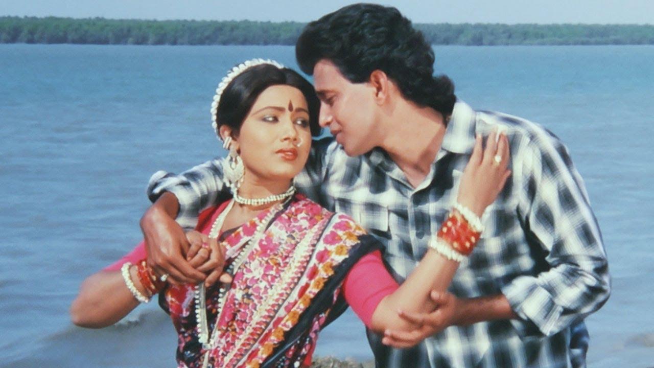 Jaiyo Na Jaiyo Na Door 4K - Kishore Kumar | Mithun Chakraborty | Rozina | Aar Paar Song