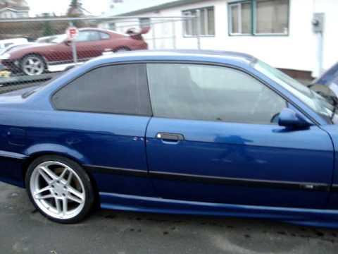 BMW M EURO SPEC HP RARE WALK AROUND VIDEO YouTube - 1994 bmw m3