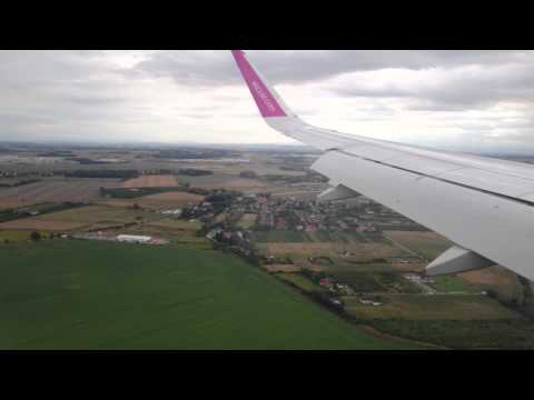"Journey United Kingdom - Poland Flying Airbus A320 "" SAIL!!! """