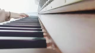 미술 선생님의 피아노 연습?  라푼젤 I See The…
