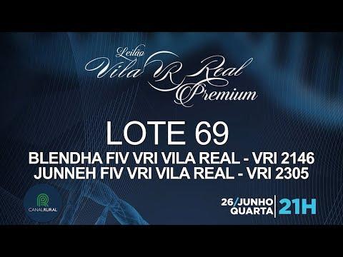 LOTE 69 (VRI 2146/VRI 2305)