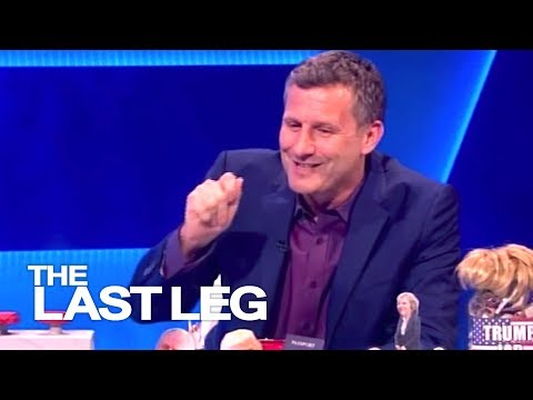 Nothing Can Beat The British Sense Of Humour - The Last Leg