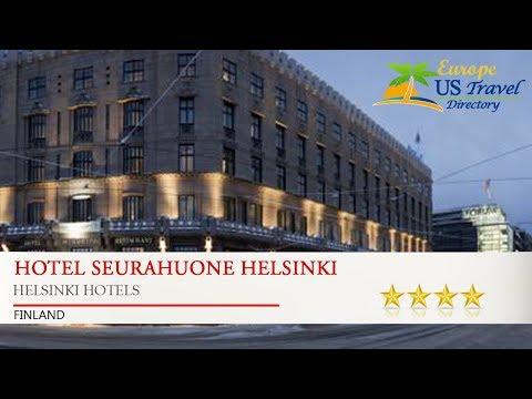 Hotel Seurahuone Helsinki - Helsinki Hotels, Finland