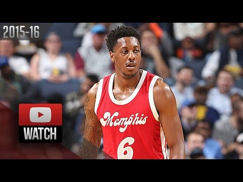Mario Chalmers Full Highlights vs Thunder (2015.11.16) - 29 Pts off the Bench