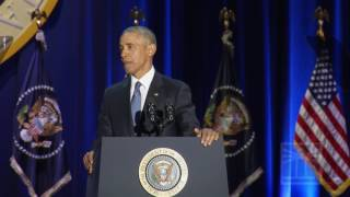 Stereotypes about immigrants nothing new | Obama gives farewell speech