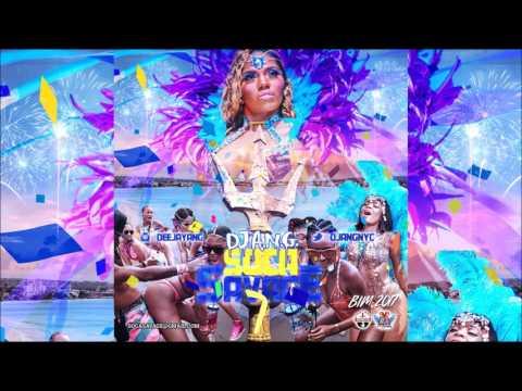 "Soca Savage 7 ""Bim 2017"" - 2017 Crop Over Soca Mix"