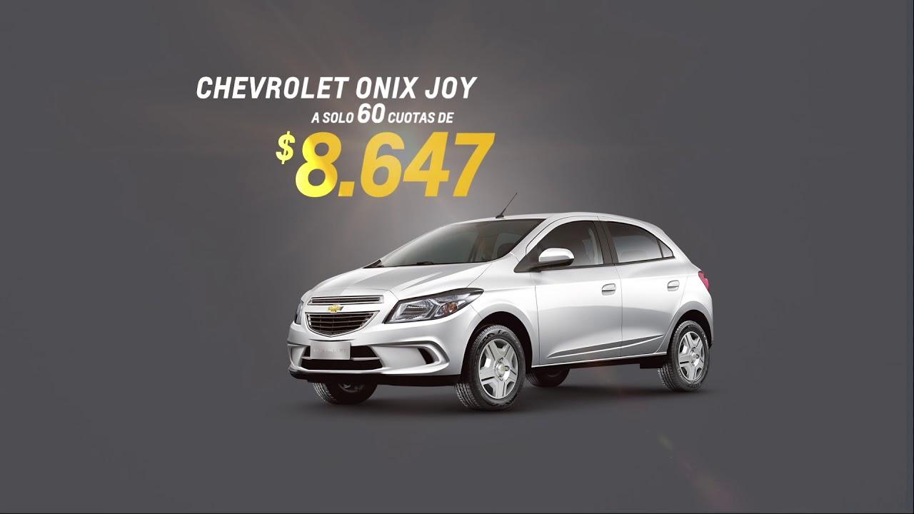 Chevrolet Onix Joy Oportunidades Youtube