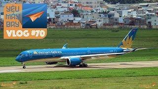 VLOG #70: [HỘP THƯ] A350 & B787 của Vietnam Airlines bay đi những đâu? | Yêu Máy Bay