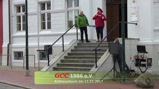 GCC Rathaussturm 2017