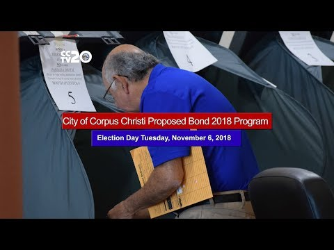 City Of Corpus Christi Proposed Bond 2018 Program