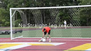 Five Tips for Young Goal Keepers