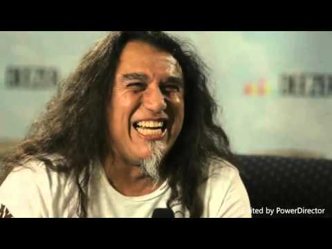 Tom Araya Laugh Compilation