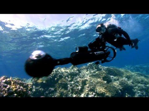 Tag des Meeres: Google Street View zeigt jetzt auch Unterwasser-Bilder