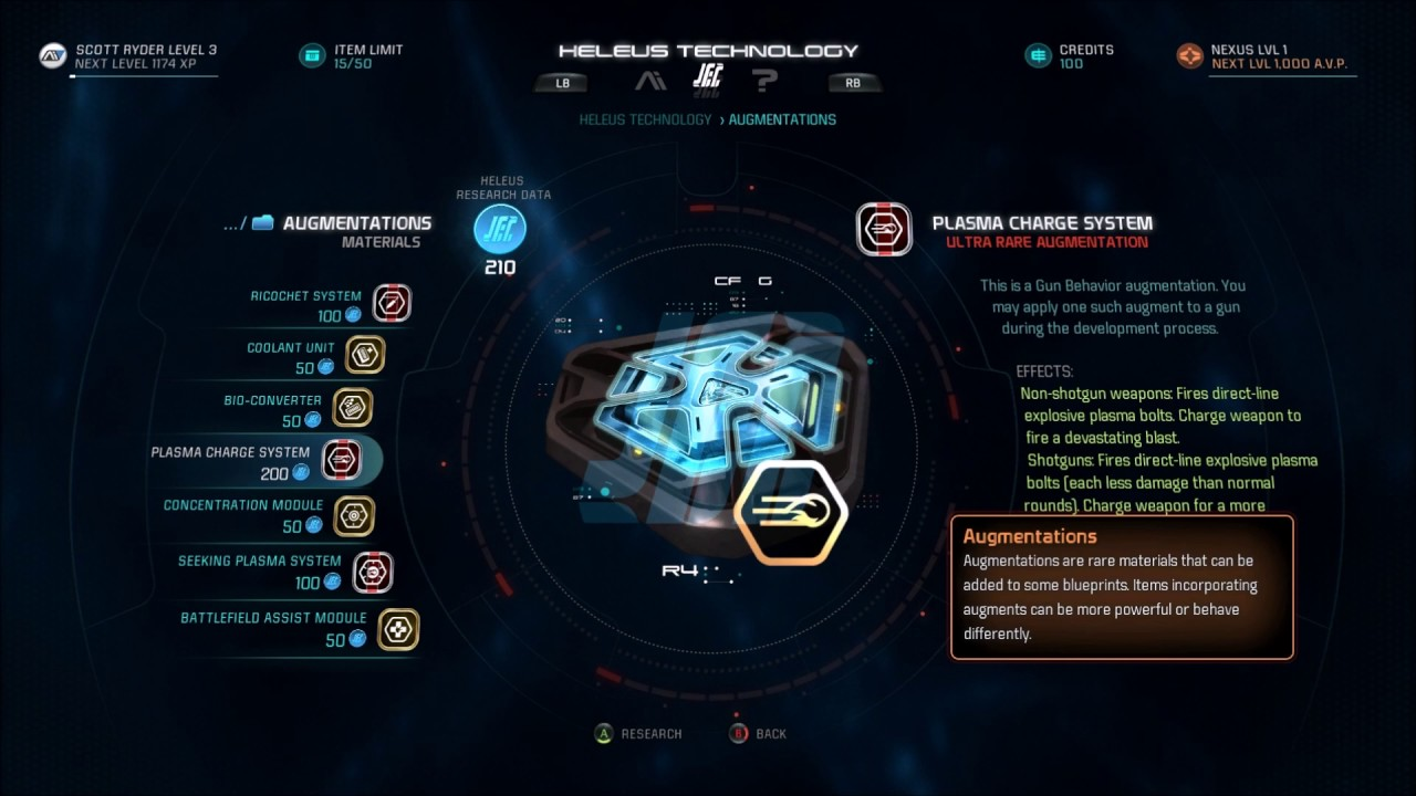 Mass effect andromeda craft new weapons armor develop blueprint on mass effect andromeda craft new weapons armor develop blueprint on tempest malvernweather Gallery