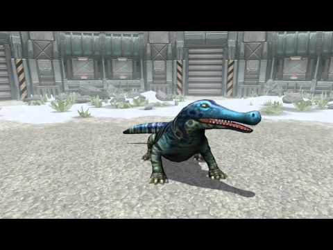 Jurassic Park Builder New Dino (Deinosuchus) Unlocked and Fight WIN/Loss