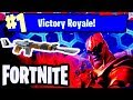 WINNING WITH THANOS FOR FIRST TIME! | FORTNITE