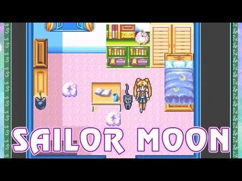 Игра Sailor Moon Another Story - #1